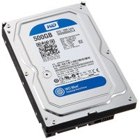 HDD WD Blue WD5000AZLX 3.5'' 500GB SATA3 7200RPM 32GB