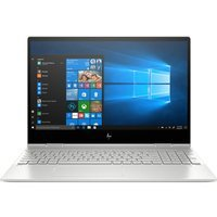 "Laptop HP Envy 15M-DR1011 i5-10210U/15.6"" FHD TouchScreen/8GB/SSD 256GB+16GB Intel Optane Memory/BT/BLKB/FPR/x360/Win 10 Silver"