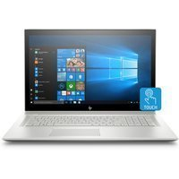 "Laptop HP Envy 17M-CE1013 i7-10510U/17.3"" FHD TouchScreen/12GB/SSD 512GB+32GB Intel Optane Memory/DVD/BT/FPR/BLKB/GeForce MX250 2GB/Win 10 Silver"