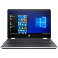 "Laptop HP Pavilion 14-DH2051WM i5-1035G1/14"" FHD TouchScreen/8GB/SSD 256GB/BT/x360/Win 10 Silver"