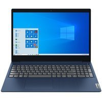 "Laptop Lenovo 3-15IIL i3-1005G1/15.6"" AntiGlare/8GB/SSD 256GB/BT/Win 10 Blue"