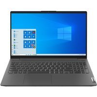 "Laptop Lenovo 5-15IIL05 i5-1035G1/15.6"" FHD/8GB/SSD 512GB/BT/BLKB/Win 10 Gray"