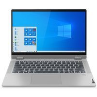"Laptop Lenovo FLEX-5-14IIL05 i5-1035G1/14"" FHD TouchScreen/8GB/SSD 512GB/BT/BLKB/FPR/x360/Win 10 Grey"