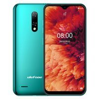 Smartphone Ulefone Note 8P (midnight green)