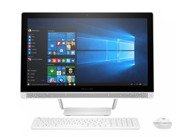 "AiO HP 22-B013W Pentium J3710/21.5"" FHD TouchScreen/4GB/1TB/DVD/BT/Keyboard+Mouse/Win 10 White"