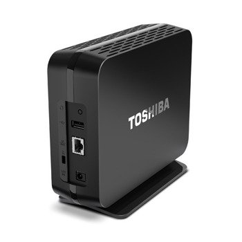 Dysk Toshiba Canvio HDNB120XKEK1 2TB Home Backup & Share Network Storage