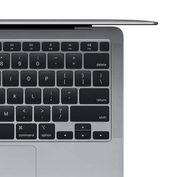 "Laptop Apple MacBook Air MWTJ2 2020 i3-1000NG4/13"" WQXGA Retina/8GB/SSD 256GB/BLKB/FPR/Intel Iris Plus/Mac OS/Space Gray"