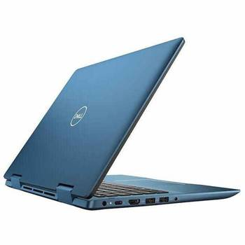 "Laptop Dell I5485-A292BLU Ryzen 7 3700U/14"" FHD TouchScreen/16GB/SSD 512GB/BT/BLKB/FPR/x360/Win 10 Blue"