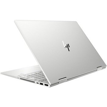 "Laptop HP Envy 15M-DR1011 i5-10210U/15.6"" FHD TouchScreen/16GB/SSD 512GB/BT/BLKB/FPR/x360/Win 10 Silver"