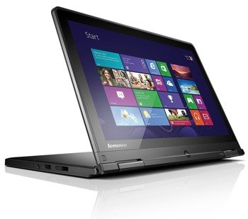 "Laptop Lenovo S1 Yoga 12 i5-5200U/8GB/12.5"" FHD TouchScreen/SSD 128GB/BLK/BT/C/Win 8.1 Pro/UK"