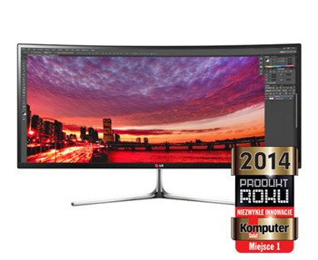 "Monitor LG 34UC97-S IPS LED/34"" 21:9 Curved UWQHD(3440x1440)/USB/DP/HDMI/Thunderbolt"