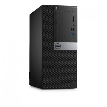 PC Dell 5050JDT i5-7500/8GB/SSD 256GB/Intel HD/Keyboard+Mouse