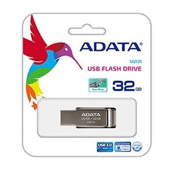 Pendrive Adata 32GB DashDrive UV131 USB3.0 Aluminium