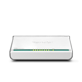 Switch Tenda G1008D 8-port Gigabit 10/100/1000 Mbps