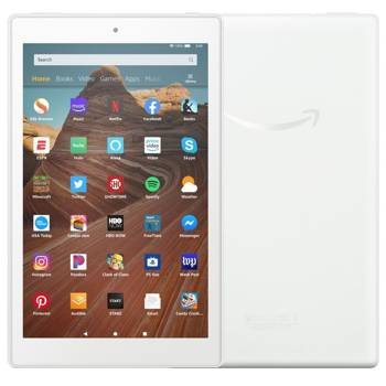 "Tablet Amazon Fire HD 10""/2GB/32GB/Fire OS (white)"