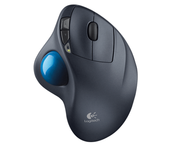 Trackball Logitech Wireless M570